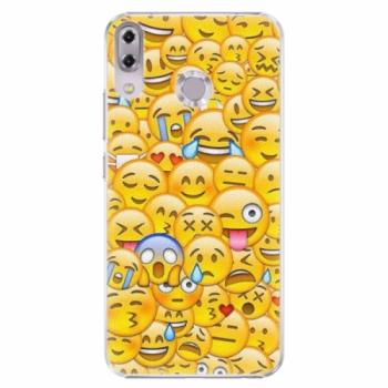 Plastové pouzdro iSaprio - Emoji - Asus ZenFone 5 ZE620KL
