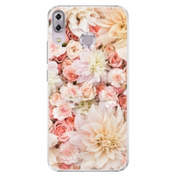 Plastové pouzdro iSaprio - Flower Pattern 06 - Asus ZenFone 5 ZE620KL