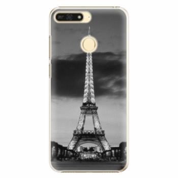 Plastové pouzdro iSaprio - Midnight in Paris - Huawei Honor 7A