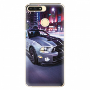 Plastové pouzdro iSaprio - Mustang - Huawei Honor 7A