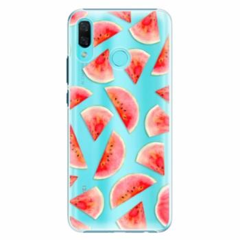 Plastové pouzdro iSaprio - Melon Pattern 02 - Huawei Nova 3