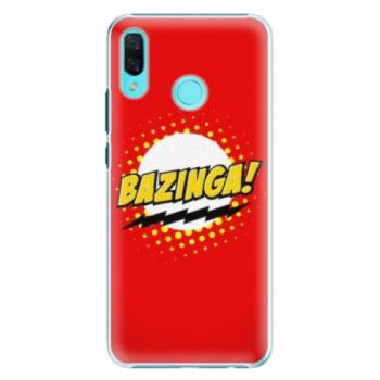 Plastové pouzdro iSaprio - Bazinga 01 - Huawei Nova 3