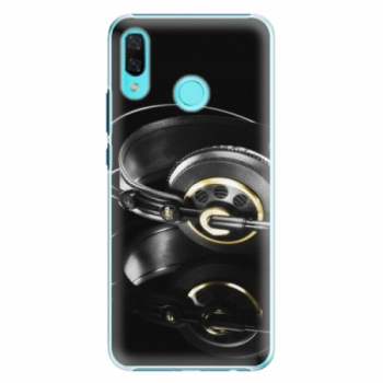 Plastové pouzdro iSaprio - Headphones 02 - Huawei Nova 3