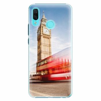 Plastové pouzdro iSaprio - London 01 - Huawei Nova 3