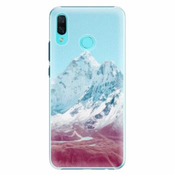 Plastové pouzdro iSaprio - Highest Mountains 01 - Huawei Nova 3