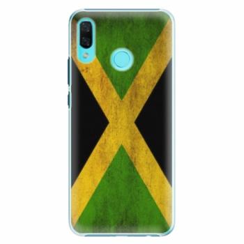 Plastové pouzdro iSaprio - Flag of Jamaica - Huawei Nova 3