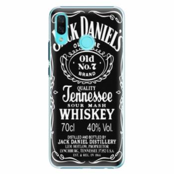 Plastové pouzdro iSaprio - Jack Daniels - Huawei Nova 3