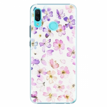 Plastové pouzdro iSaprio - Wildflowers - Huawei Nova 3