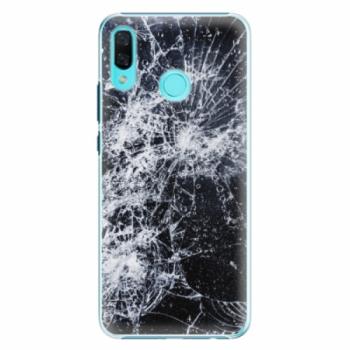 Plastové pouzdro iSaprio - Cracked - Huawei Nova 3