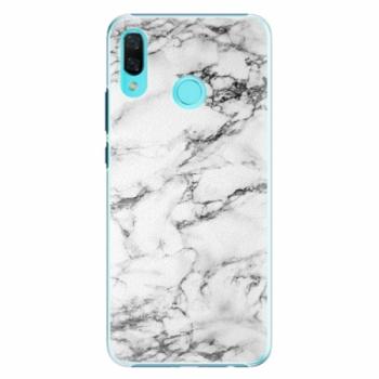 Plastové pouzdro iSaprio - White Marble 01 - Huawei Nova 3