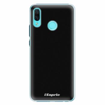 Plastové pouzdro iSaprio - 4Pure - černý - Huawei Nova 3