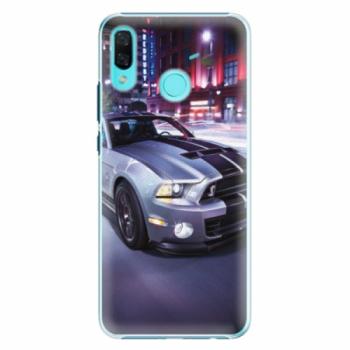 Plastové pouzdro iSaprio - Mustang - Huawei Nova 3