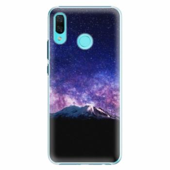 Plastové pouzdro iSaprio - Milky Way - Huawei Nova 3