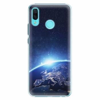 Plastové pouzdro iSaprio - Earth at Night - Huawei Nova 3