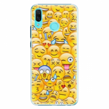 Plastové pouzdro iSaprio - Emoji - Huawei Nova 3