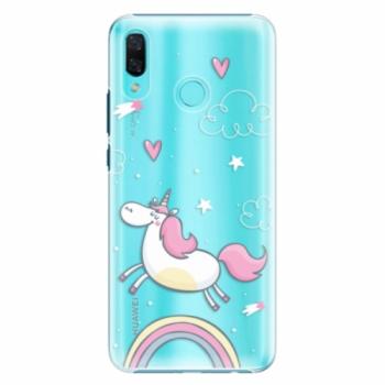 Plastové pouzdro iSaprio - Unicorn 01 - Huawei Nova 3