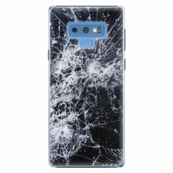 Plastové pouzdro iSaprio - Cracked - Samsung Galaxy Note 9