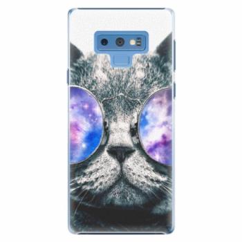 Plastové pouzdro iSaprio - Galaxy Cat - Samsung Galaxy Note 9