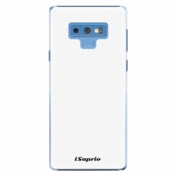 Plastové pouzdro iSaprio - 4Pure - bílý - Samsung Galaxy Note 9