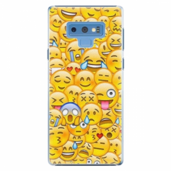 Plastové pouzdro iSaprio - Emoji - Samsung Galaxy Note 9
