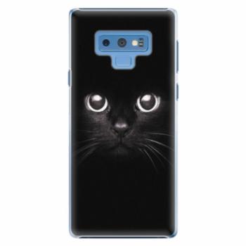 Plastové pouzdro iSaprio - Black Cat - Samsung Galaxy Note 9