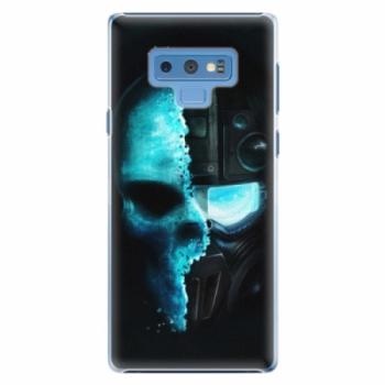 Plastové pouzdro iSaprio - Roboskull - Samsung Galaxy Note 9