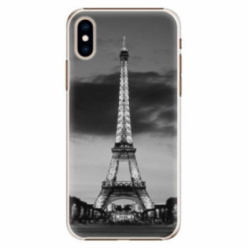Plastové pouzdro iSaprio - Midnight in Paris - iPhone XS