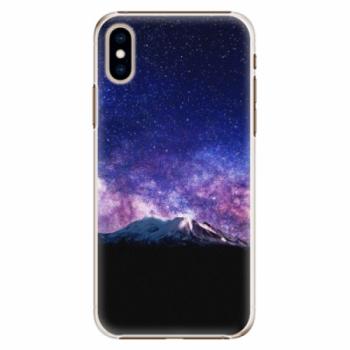 Plastové pouzdro iSaprio - Milky Way - iPhone XS