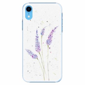Plastové pouzdro iSaprio - Lavender - iPhone XR