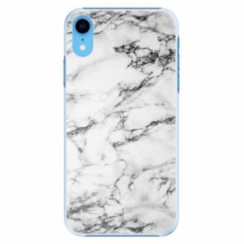 Plastové pouzdro iSaprio - White Marble 01 - iPhone XR
