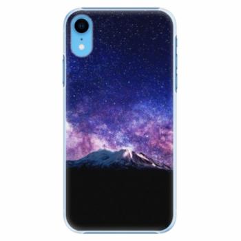 Plastové pouzdro iSaprio - Milky Way - iPhone XR