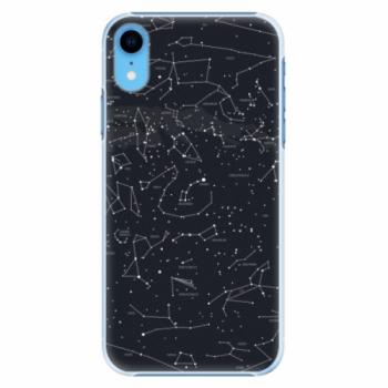 Plastové pouzdro iSaprio - Night Sky 01 - iPhone XR