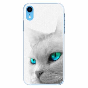 Plastové pouzdro iSaprio - Cats Eyes - iPhone XR
