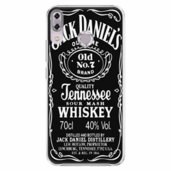 Plastové pouzdro iSaprio - Jack Daniels - Asus ZenFone 5Z ZS620KL