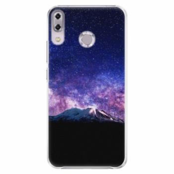 Plastové pouzdro iSaprio - Milky Way - Asus ZenFone 5Z ZS620KL