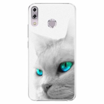 Plastové pouzdro iSaprio - Cats Eyes - Asus ZenFone 5Z ZS620KL