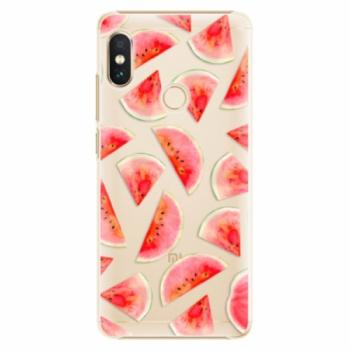 Plastové pouzdro iSaprio - Melon Pattern 02 - Xiaomi Redmi Note 5