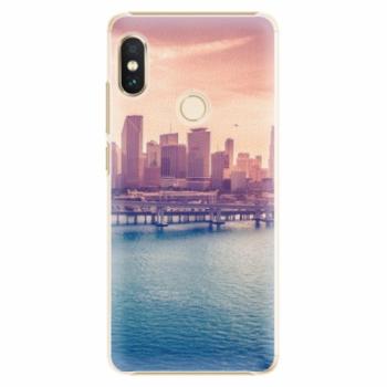 Plastové pouzdro iSaprio - Morning in a City - Xiaomi Redmi Note 5