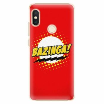 Plastové pouzdro iSaprio - Bazinga 01 - Xiaomi Redmi Note 5