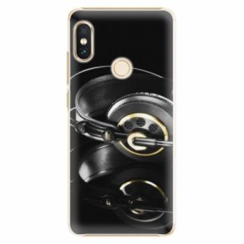 Plastové pouzdro iSaprio - Headphones 02 - Xiaomi Redmi Note 5
