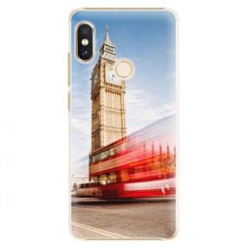 Plastové pouzdro iSaprio - London 01 - Xiaomi Redmi Note 5