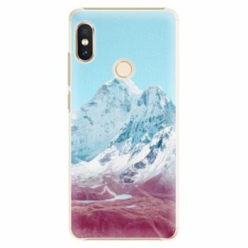 Plastové pouzdro iSaprio - Highest Mountains 01 - Xiaomi Redmi Note 5