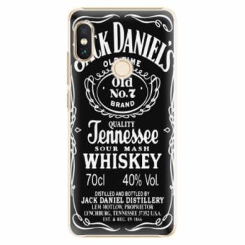 Plastové pouzdro iSaprio - Jack Daniels - Xiaomi Redmi Note 5