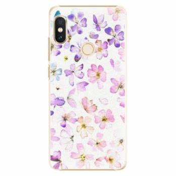 Plastové pouzdro iSaprio - Wildflowers - Xiaomi Redmi Note 5