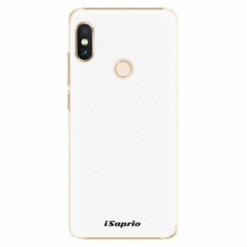 Plastové pouzdro iSaprio - 4Pure - bílý - Xiaomi Redmi Note 5