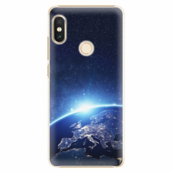 Plastové pouzdro iSaprio - Earth at Night - Xiaomi Redmi Note 5
