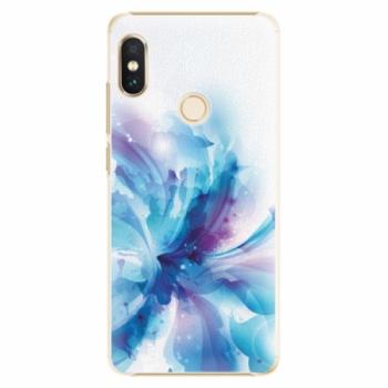 Plastové pouzdro iSaprio - Abstract Flower - Xiaomi Redmi Note 5