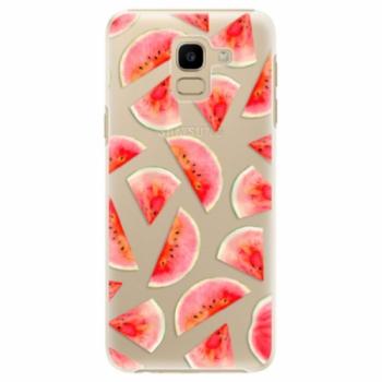 Plastové pouzdro iSaprio - Melon Pattern 02 - Samsung Galaxy J6