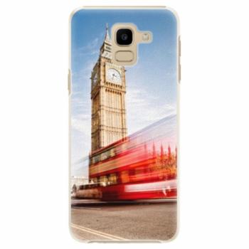 Plastové pouzdro iSaprio - London 01 - Samsung Galaxy J6