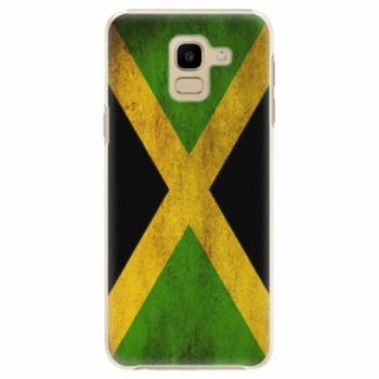 Plastové pouzdro iSaprio - Flag of Jamaica - Samsung Galaxy J6